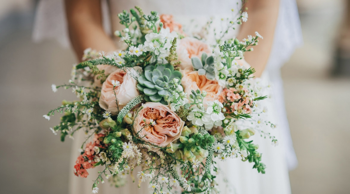Matrimonio Tema Piante Grasse : Piante grasse a nozze!